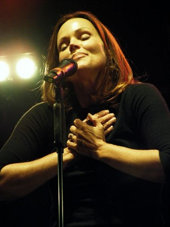 Belinda Carlisle. Photo: Phil  King