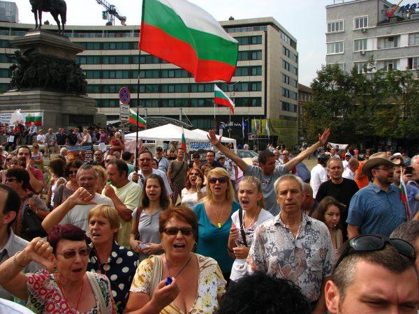 Anti-gov Parliament August 16
