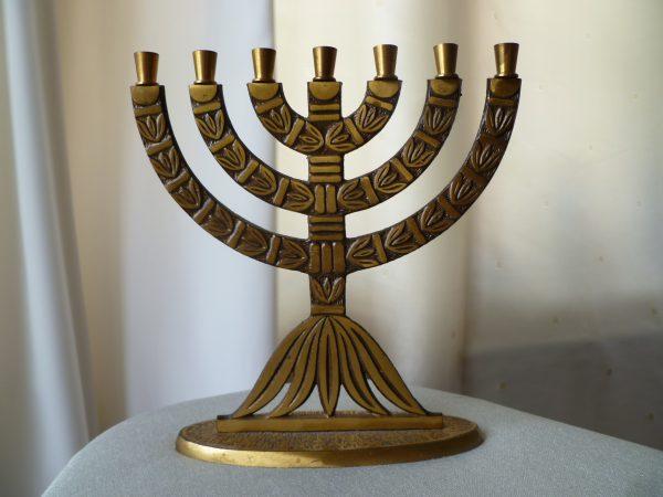 Menorah Jewish Judaism photo Clive Leviev-Sawyer