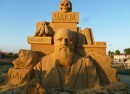 Bourgas sand sculpture