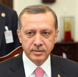 Recep Tayyip Erdogan photo Polish Senate-crop
