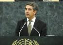 Bulgarian President Rossen Plevneliev September 24 2013 Photo UN Photo Amanda Voisard