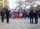 Golden Dawn demonstration Komotini Greece December 2010 photo Ggia