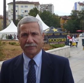 Israeli ambassador Shaul Kamisa-Raz photo Clive Leviev-Sawyer
