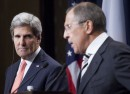 John Kerry and Sergey Lavrov flickr com statephotos