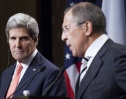 John Kerry and Sergey Lavrov flickr com statephotos