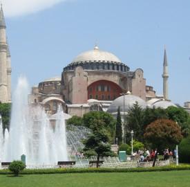 hagia sophia istanbul photo ME Jones