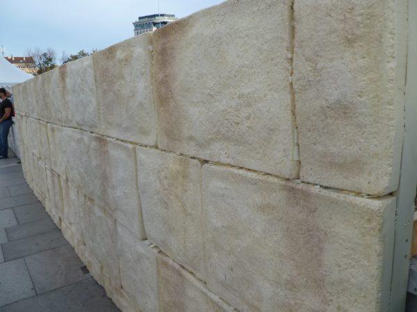 jewish wailing wall replica photo clive leviev-sawyer