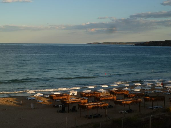 Kavatsi beach, Sozopol, Bulgaria. Photo: (c) Clive Leviev-Sawyer
