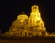 Alexander Nevsky cathedral Sofia photo Clive Leviev-Sawyer