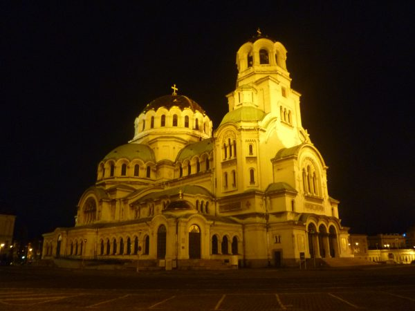 Alexander Nevsky cathedral Sofia photo Clive Leviev-Sawyer