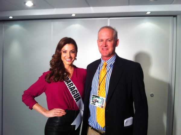 Miss U Moscow Nicaragua VOA