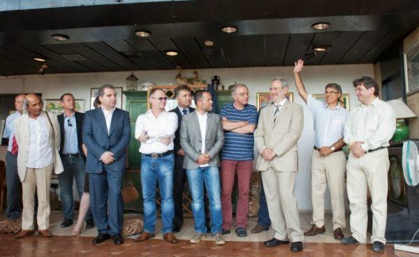 Members of the Reformist Bloc's citizens council.