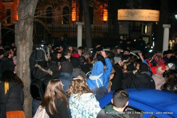protest krakra noresharski first