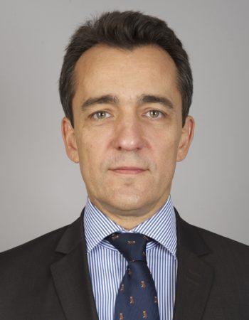 French ambassador to Bulgaria Xavier Lapeyre de Cabanes