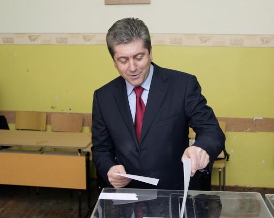 Georgi Purvanov, whose State Security codename was 'Gotse'.