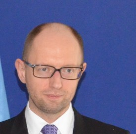 Arseniy Yatseniuk photo US consulate general Munich