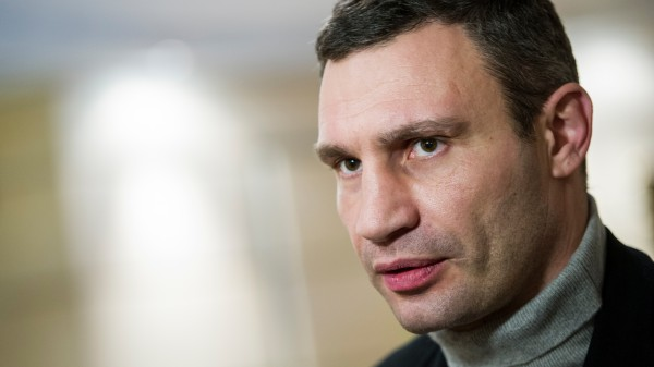 Vitali Klitschko. Photo: Mueller/MSC