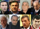 Romanian football bosses