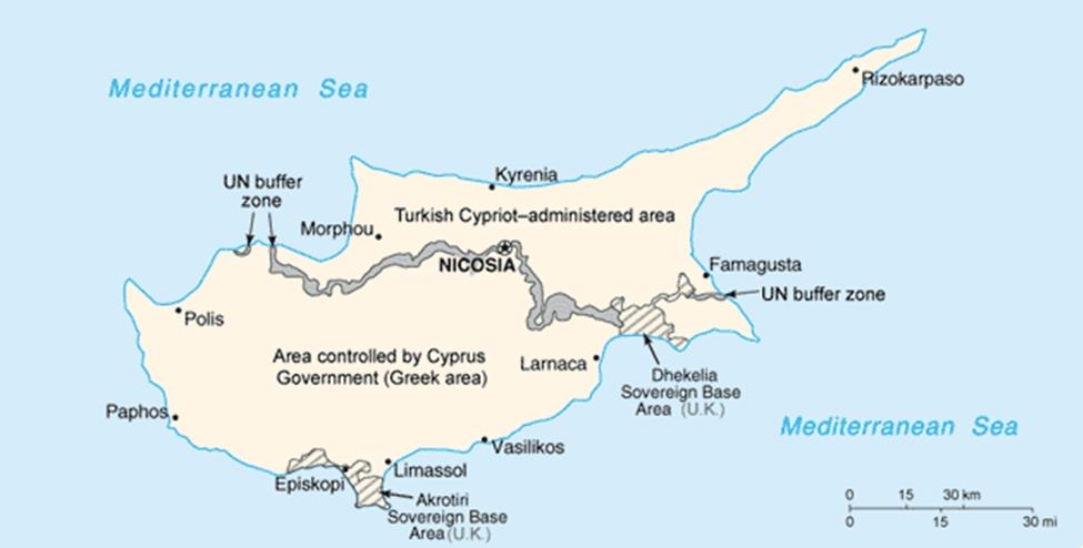 Between Crimea and Cyprus | The Sofia Globe