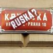 prague street art against russia
