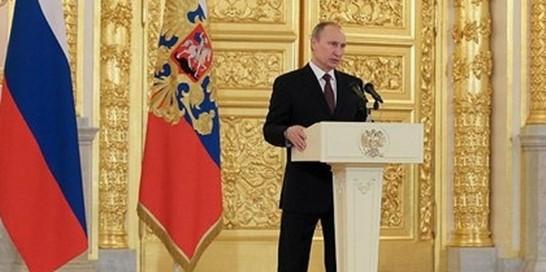 Putin Justifies Russian Annexation Of Ukraine S Crimea As