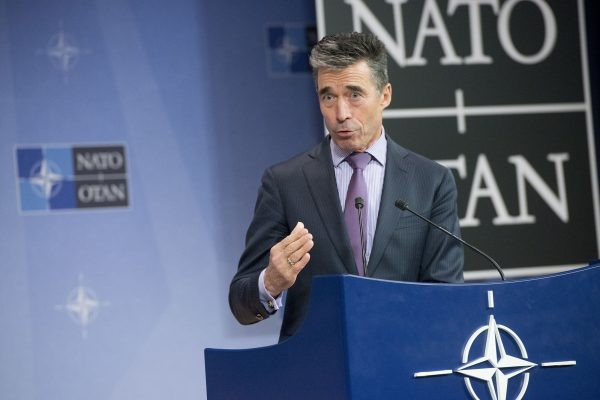Meetings of the Foreign Ministers at NATO Headquarters in Brussels- Press Conference NATO Secretary General Anders Fogh Rasmussen