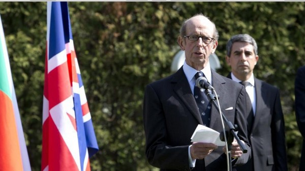 duke of kent first world war commemoration photo president bg