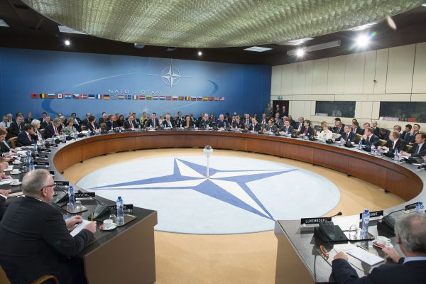 Meetings of the Foreign Ministers at NATO Headquarters in Brussels - Meeting of the North Atlantic Council