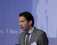 Jeroen Dijsselbloem, Dutch Minister for Finance and President of the Eurogroup