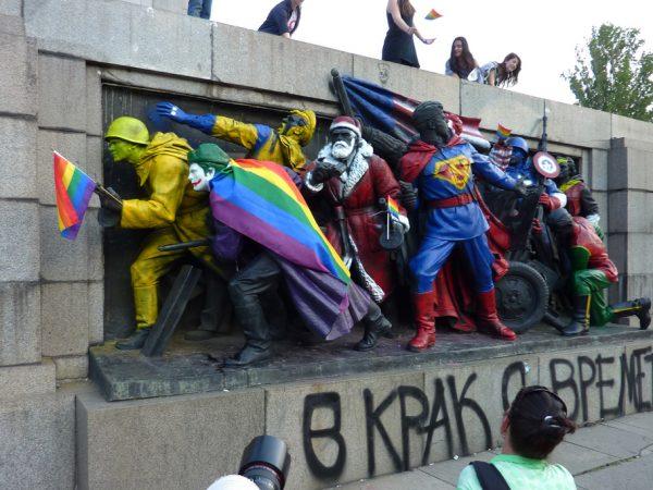 sofia pride 2011