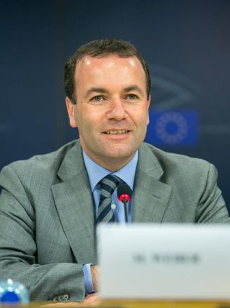 EPP group leader Manfred Weber