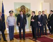 Plevneliev Stanishev Mikov Yovchev June 17 2014