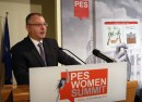 stanishev pes women summit february 2014