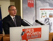 stanishev pes women summit february 2014