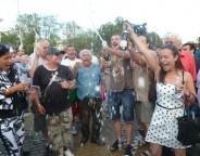 1 Sofia Bulgaria July 23 2014 celebration of resignation of Oresharski cabinet main Photo Clive Leviev-Sawyer