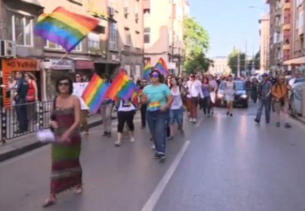 Sofia Pride 1 2014