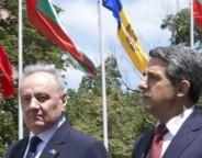 plevneliev and moldovan president