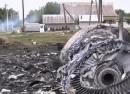 ukraine crash site