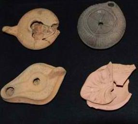Bourgas basilica artefacts