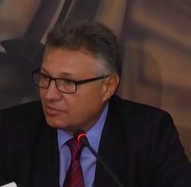 caretaker defence minister velizar shalamanov