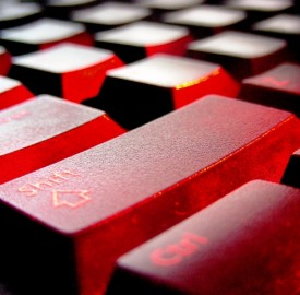 red hot keyboard photo jainapoorv freeimages com