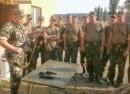 Ukraine recruits