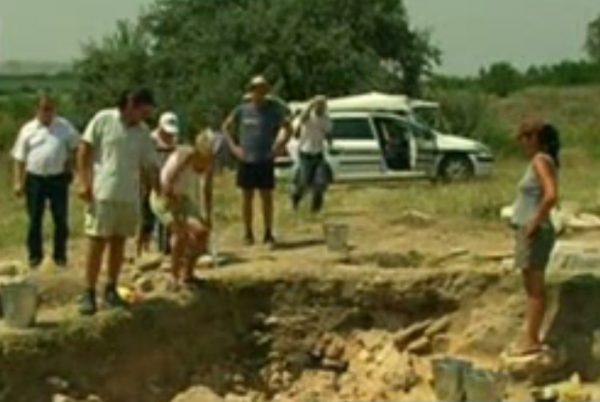 The site near Suvorovo.