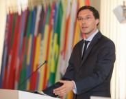 Bulgarian caretaker foreign minister daniel mitov