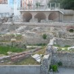 The Odeon Roman archaeological site, Plovdiv