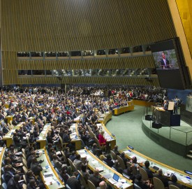 Wide View 69th Session General Debate Brazil