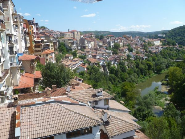 Veliko Turnovo, Bulgaria. Photo: Clive Leviev-Sawyer