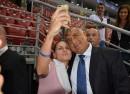 boiko borissov selfie gerb