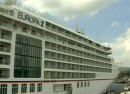 cruise ship in Varna Bulgaria